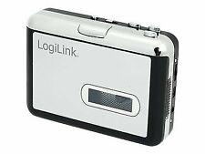 LogiLink UA0156 Kassetten Digitalisierer - Silber/Schwarz (UA0156)