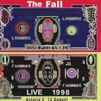 Fall, The - Live At The Astoria, 1998 NEW CD