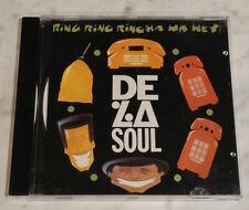 De La Soul - Ring Ring Ring (Ha Ha Hey) - CD - Single