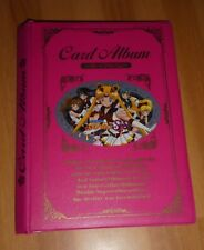 SAILORMOON CARD ALBUM STATION HOLDER PRISM CARTE ULTRA RARE MADE IN JAPAN 01