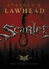 Scarlet (the King Raven, Book 2): By Stephen R. Lawhead