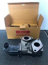 GENUINE EGR VALVE RODEO ISUZU COLORADO D-MAX RA RC 8DH 3.0L 4JJ1