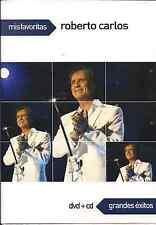 Balada 70s 80's Roberto Carlos CD+DVD cama y mesa DETALLES concavo y convexo