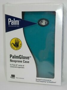 Body Glove PalmGlove Case for Palm III Series Organizers - Neoprene Zips New NOS