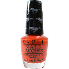 OPI - Race Red F68 Ford Mustang Nail Lacquer / Polish Colour O.P.I