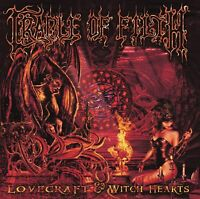 Cradle Of Filth - Lovecraft & Witch Hearts (2006)  2CD  NEW/SEALED  SPEEDYPOST