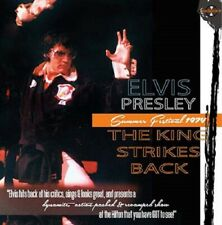 ELVIS PRESLEY - THE KING STRIKES BACK - Audionics Label