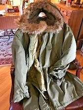 Vintage Original Korean War Era US Army M-1951 (Fishtail Parka M Shell M51) ?