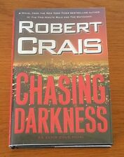 "2008 SIGNED FIRST EDITION ""Chasing Darkness"" Robert Crais"