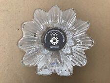 1984 Winter Olympics Sarajevo SPECIAL participant medal Award CRYSTAL SNOWFLAKE