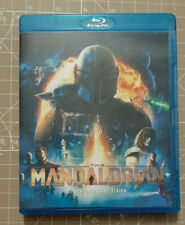 The Mandalorian Season 1 Blu-ray English Francais Star Wars