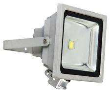 Hardwired Mains LED Garden Lighting 50W