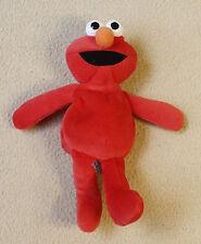 7d76db7bcdc Applause 1997 Elmo Sesame Street Bean Bag Beanie Plush 7.5
