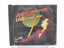 Joey DeFrancesco - Live at the 5 Spot  CD