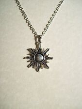CELESTIAL SUN PENDANT NECKLACE NEW AGE WICCAN PAGAN