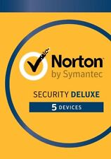 Norton Internet Security DELUXE 2020 5 Device 3 Years / 36 months Emailed Key EU