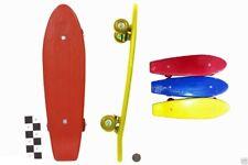 """22"""" anni'70 Skateboard Cruiser bambini Tavola adolescenti Stile Retrò Vintage Regalo"""