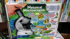 kit  laboratorio microscopio clementoni gioco giocattolo toy gioco di qualita