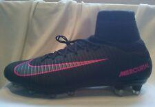 Nike Mercurial Veloce III DF AG-PRO Football Sock Boots Mens UK 7.5 (Eur 42) New
