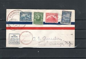 Haiti Flight cover -   PAA F6-4 - PaP to Miami -  1/9/29