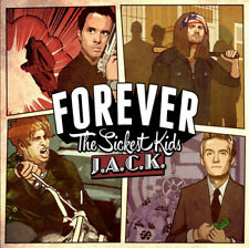 Forever the Sickest Kids : J.A.C.K. Cd (2013) Expertly Refurbished Product