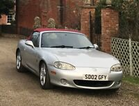 Mazda MX-5 MX5 2.5 No MOT 2002 LSD kit car kitcar donor, repair or for parts