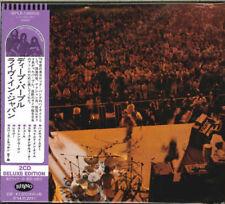 DEEP PURPLE-MADE IN JAPAN DELUXE EDITION-JAPAN 2 DIGIPAK CD+BOOK G35