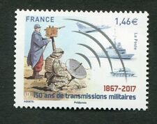 Timbre FRANCE neuf TTBE YT n° 5172 : Transmissions Militaires - 2017