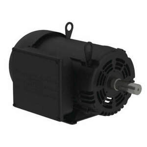 WEG 00718Os1ccd215t Air Compressor Motor, 7.5 Hp, 1745 Rpm, 208-230V