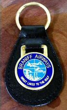 Braniff Airlines Key Ring - Chain