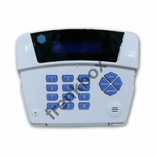 Marcador GSM manda SMS detrás pulsos, comando funciones eléctricas en el centro