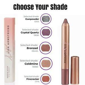 Avon Lisa Armstrong Dazzle Sticks Eye Pencil Glittery Eyeshadow/ 6 Shades Choose