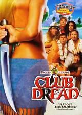 BROKEN LIZARD'S CLUB DREAD Movie POSTER 27x40 B Jay Chandrasekhar Julio Bekhor
