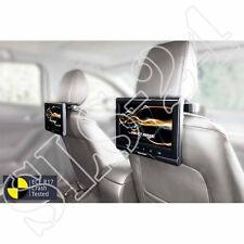 NEXTBASE Duo Cinema Komplettset 2 x Kopfstützen-Monitore mit 1x DVD-Player Auto