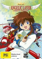 Angelic Layer (DVD, 2015, 7-Disc Set) - Brand new and SEALED