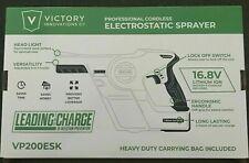 ✅Victory handheld Electrostatic sprayer Vp200Esk Free Overnight Shipping
