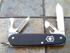 Victorinox CADET Black Alox Original Swiss Army Knife 53044 NEW! Authentic