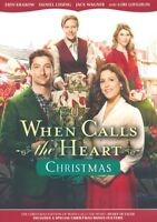 WHEN CALLS THE HEART: CHRISTMAS - Special Edition with Bonus Features - Hallmark