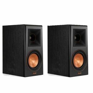 Klipsch RP-500M Bookshelf Speaker -Ebony (Pair)  **Open Box**