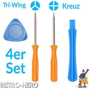 Tri Wing Schraubenzieher SET Schraubendreher Y für Nintendo Gameboy Wii DS Lite