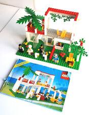 LEGO Set 6376 Breezeway Cafe Restaurant von 1990 + OBA Bauanleitung