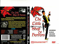 The Little Shop of Horrors-1960-Jack Nicholson-Movie-DVD