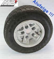 Alu Komplettrad / Rad 195/55r10c 195/55r10 C PKW Anhängerrad