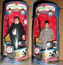 "9"" INCH TALL STAN LAUREL & OLIVER HARDY STREET CLOTHES"