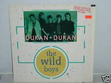 "*****DURAN DURAN""THE WILD BOYS""-12""Inch*****"