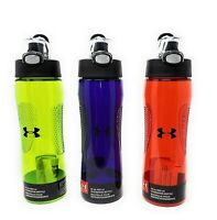 Under Armour Elevate 22 Ounce Tritan Hydration Water Bottle with Flip Top Lid