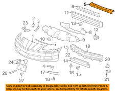 05 06 07 08 09 10 11 12 C6 CORVETTE NEW GM FRONT BUMPER FASCIA UPPER RETAINER