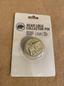 Bear Archery Gold Logo Lapel Pin