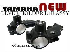 YAMAHA TW200 XT125 XT200 XT250 XT500 HANDLE BAR LEVER HOLDER 1PAIR [ORX]