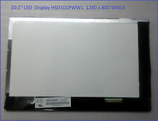 "Asus TF300 TF300T TF300TG HannStar 10.1"" LED  Display HSD101PWW1 WXGA glanz"